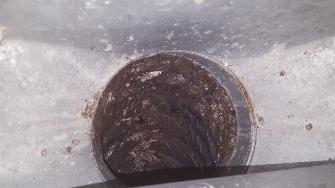 Air Duct Vent that has Mold