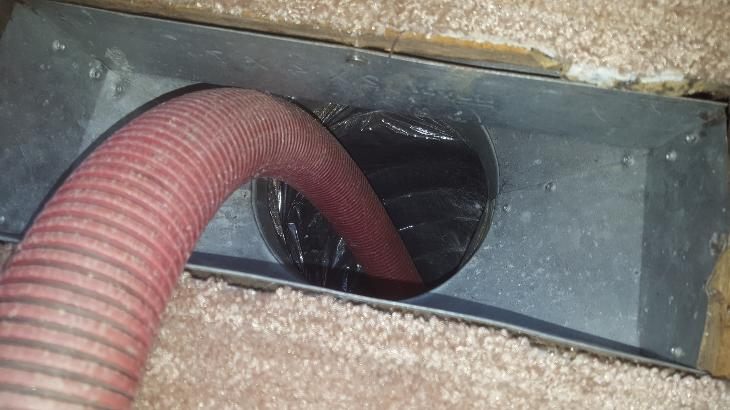 Air Duct Cleaning with ROTOBRUSH