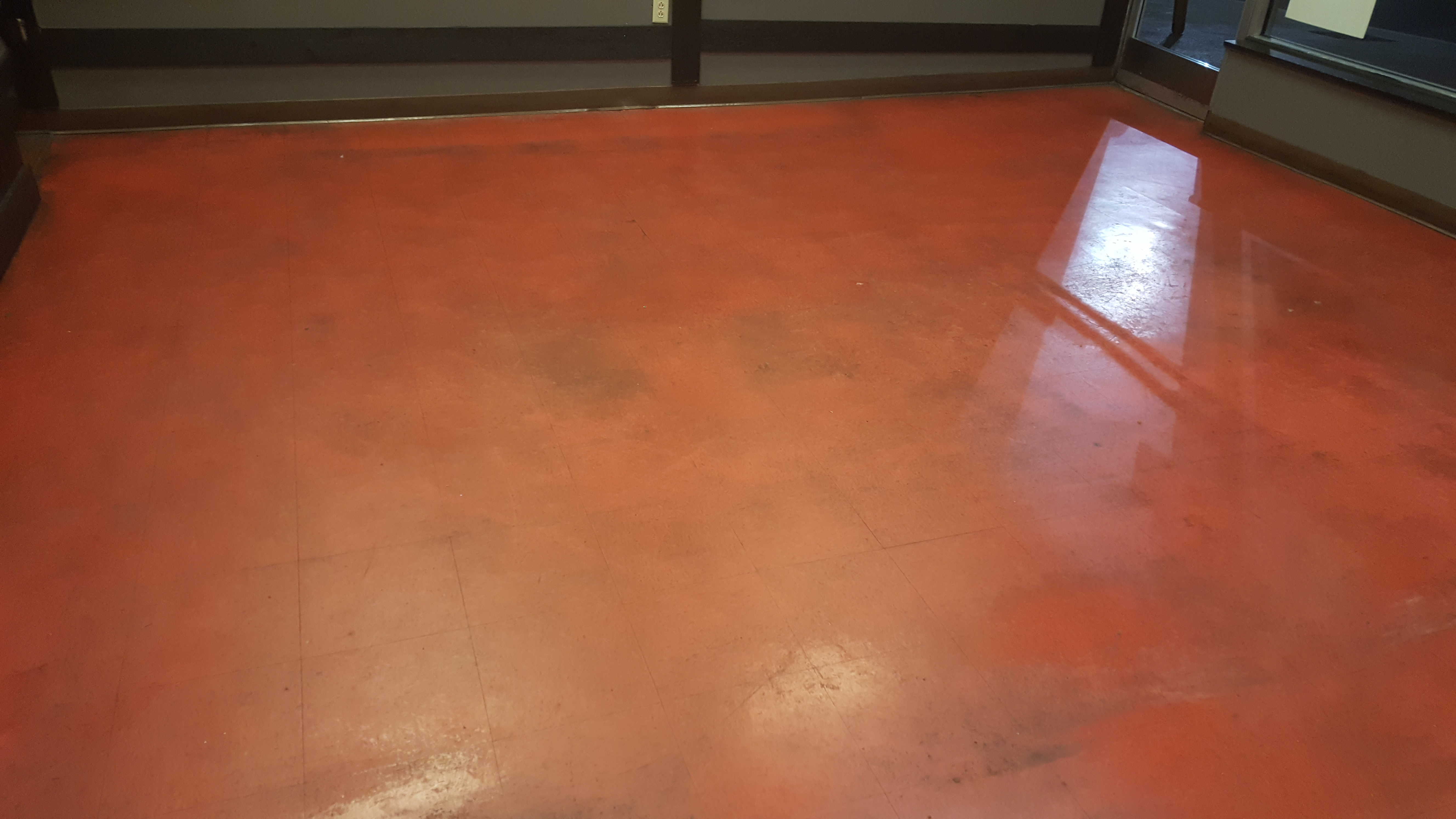 Kellys Carpet Cleaning Strip Wax Floors CVT - How to wax a floor without a buffer