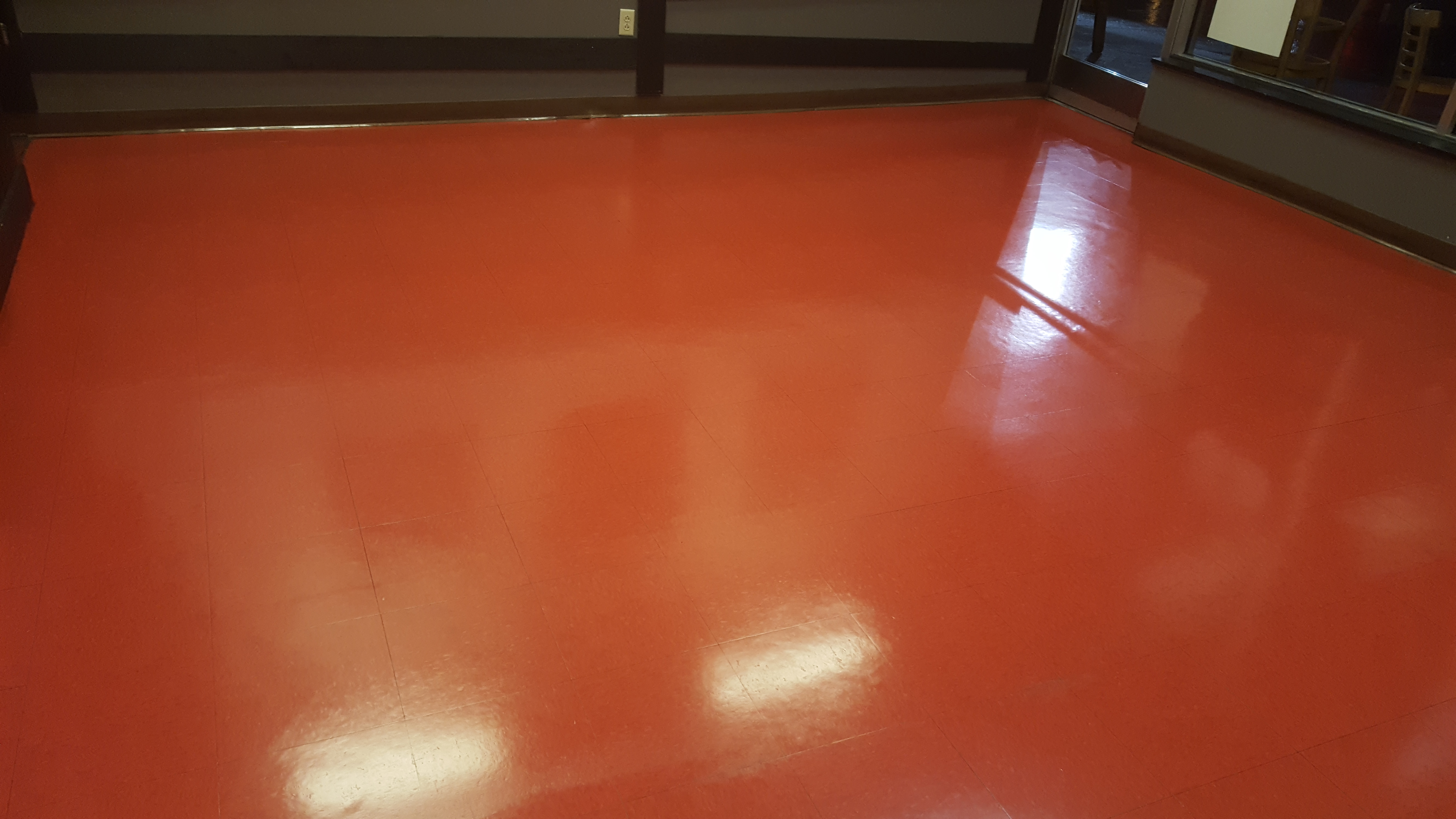 how to clean red paraffin wax from carpet